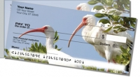 Click on White Ibis Side Tear Personal Checks For More Details