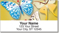 Click on Butterfly Collection Address Labels For More Details
