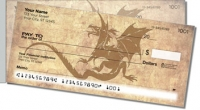 Click on Chinese Dragon Side Tear Personal Checks For More Details