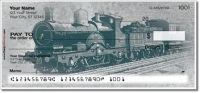 Click on Vintage Train Personal Checks For More Details