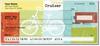 Click on Bike Art Personal Checks For More Details