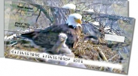 Click on Nesting Eagle Side Tear Personal Checks For More Details