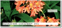Click on Tropical Flower Personal Checks For More Details