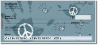 Click on Peace & Love Personal Checks For More Details