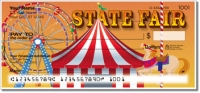 Click on State Fair Personal Checks For More Details
