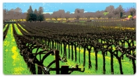 Click on Winery Checkbook Cover For More Details