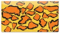 Click on Wildlife Pattern Checkbook Cover For More Details