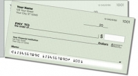 Click on Green Cross-Hatch Side Tear Personal Checks For More Details