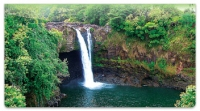 Click on Waterfalls in Paradise Checkbook Cover For More Details
