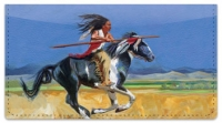 Click on Madaras Native American Checkbook Cover For More Details