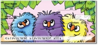 Click on Bird Series Personal Checks For More Details
