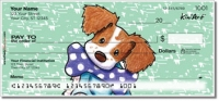 Click on Brittany Spaniel Series Personal Checks For More Details