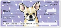 Click on French Bulldog Personal Checks For More Details