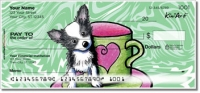 Click on Chihuahua Series 2 Personal Checks For More Details