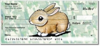 Click on Rabbit Series Personal Checks For More Details
