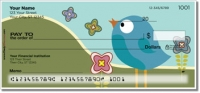Click on Baby Bluebird Personal Checks For More Details