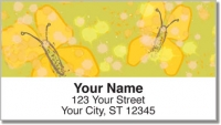 Click on Butterfly Sketch Address Labels For More Details