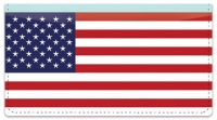 Click on US Flag Checkbook Cover For More Details