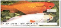 Click on Koi Pond Personal Checks For More Details