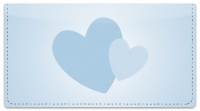 Click on Two Hearts Checkbook Cover For More Details