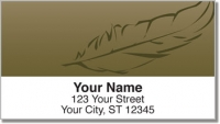 Click on Feather Address Labels For More Details
