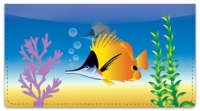 Click on Tropical Fish Checkbook Cover For More Details