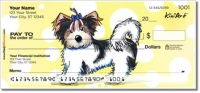 Click on Yorkie Series 3 Personal Checks For More Details