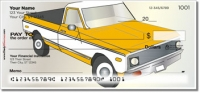 Click on Vintage Truck Personal Checks For More Details