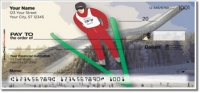 Click on Ski Jumper Personal Checks For More Details