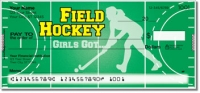 Click on Field Hockey Personal Checks For More Details