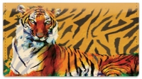Click on Tiger Checkbook Cover For More Details