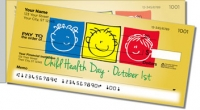 Click on Child Health Day Side Tear For More Details