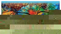 Click on Bold Landscape Checkbook Cover For More Details