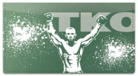 Click on Boxing Checkbook Cover For More Details
