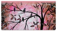 Click on Magical Bird Checkbook Cover For More Details