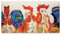 Click on Kay Smith Chicken Checkbook Cover For More Details