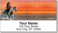Click on Madaras Western Address Labels For More Details