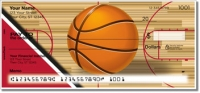 Click on Red & Black Basketball Personal Checks For More Details