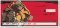 Click on Firefighter Hero Personal Checks For More Details