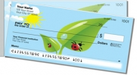 Click on Cute Ladybug Side Tear Personal Checks For More Details