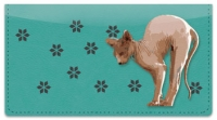 Click on Sphynx Cat Checkbook Cover For More Details