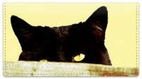 Click on Sleepy Cat Checkbook Cover For More Details