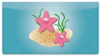 Click on Silly Sea Life Checkbook Cover For More Details