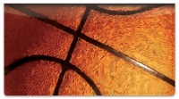 Click on Shooting Hoops Checkbook Cover For More Details