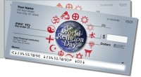 Click on World Religion Side Tear Personal Checks For More Details