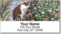 Click on World of Cats 1 Address Labels For More Details
