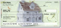 Click on Fancy Birdhouse Personal Checks For More Details