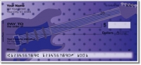 Click on Guitar Personal Checks For More Details