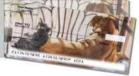 Click on Dog and Cat Painting Side Tear Checks For More Details