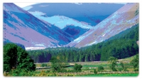 Click on Scenic Scotland Checkbook Cover For More Details